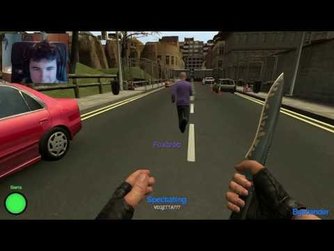 TE DESTRUYO!! - c Alex sTaXx y Vegetta | Garry`s Mod The Murder...