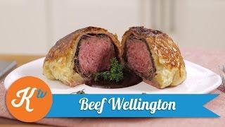 Resep Beef Wellington | FEBRI RACHMAN (BACHIEN)