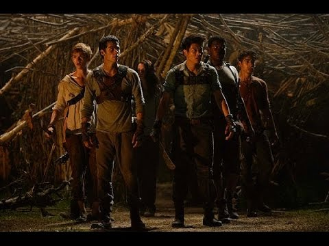 The Maze Runner  (Starring Dylan O'Brien) Movie Review
