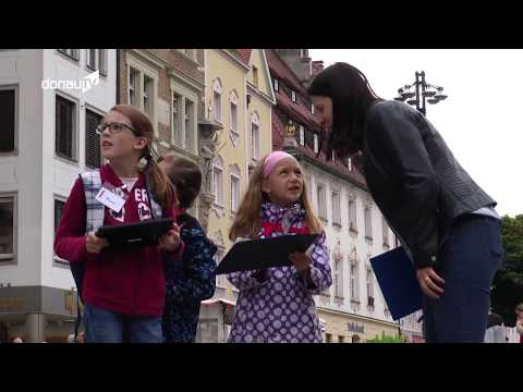 Entdecke Deine Stadt - Stadt-Safari für Kinder in Straubing!