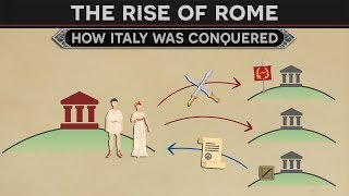 The Rise of Rome - How Italy Was Conquered