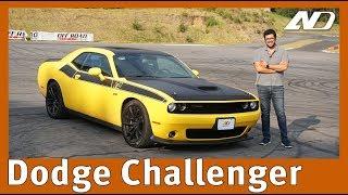 Dodge Challenger T/A - Un verdadero Muscle Car y no payasadas - Especial de Navidad ?