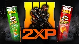 PRINGLES DOUBLE XP PROMOTION - Black Ops 4 Multiplayer 2XP