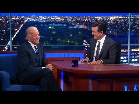 Since this trending right now... To anyone wondering if Stephen Colbert is actually an INFP, I present this as exhibit A: Stephen Colbert and Joe Biden having an absolute feel fest on late night television. This actually made me tear up a bit