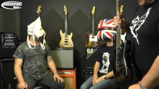 The Ultimate Blindfold Guitar Challenge..... All the Gear & No Idea!