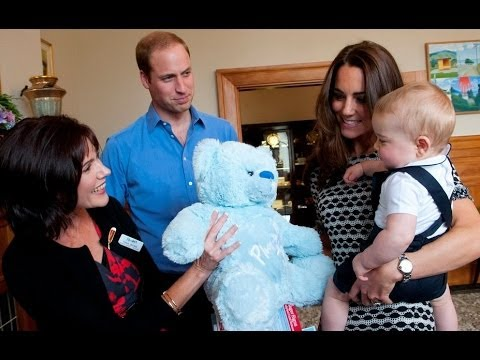 kate middleton And Prince George (2014) - Enjoy Play Date with Other Parents HD