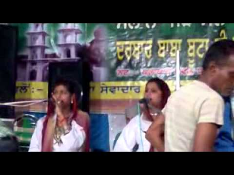 Jyoti Noora & Sultana Noora At Darbar Baba Buta Shah Ji By Rohit Pabwan Part 4 video