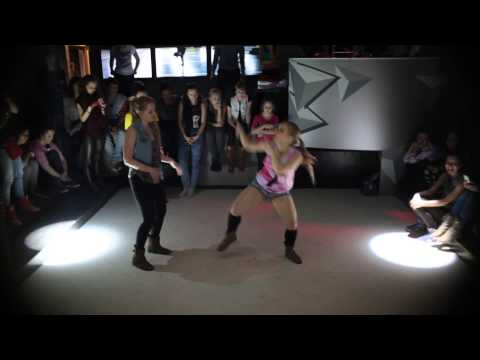 Jamaican hot party  dancehall battle Gaika(win) vs Polina