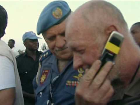 South African peacekeepers held in Darfur freed