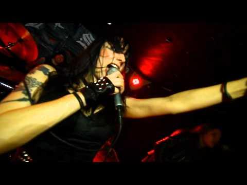 Sister Sin - Beat Em Down (LIVE @ Backstage rockbar)