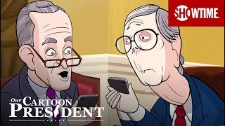 'Biparti-Satans Busted' Ep. 8 Official Clip | Our Cartoon President | SHOWTIME