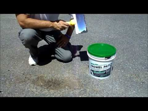 How to Patch an Asphalt Driveway