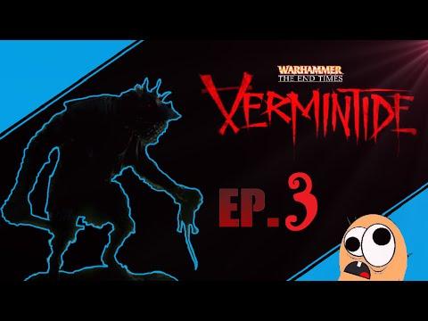 Let`s ZERSTÜCKEL Ep.3 -- Warhammer: End Times - Vermintide [german/crazyKartoffel]