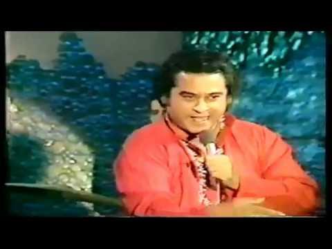 Kishore Kumar Live - Zindagi Ek Safar Hai Suhana - (Kishore...