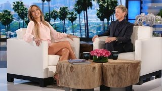 Jennifer Lopez on Drake and Dating Younger Men by : TheEllenShow