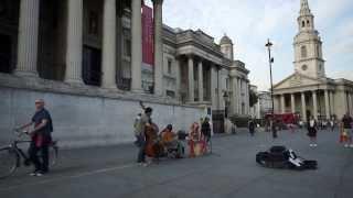 London Trafalgar Square Live Latin Music