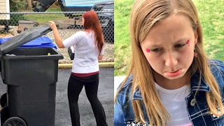 MOMMY THROWS AWAY KIDS SCIENCE KIT! YOU WONT BELIEVE WHY!