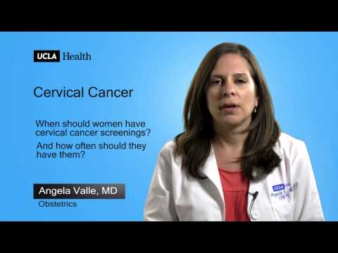 Real Questions   Cervical Cancer   UCLA OB/GYN