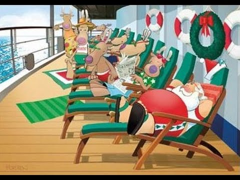 Christmas in the Persian Gulf