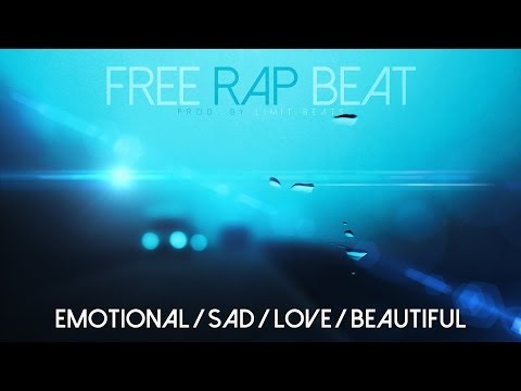 Emotional Rap Beat - Sad   Love   Beautiful Hiphop Instrumental (free) video