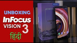 Infocus Vision 3 unboxing, features - is this a Redmi competitor?