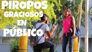 Piropos Graciosos En Público (Puerto Rico)