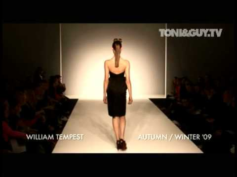 TONI&GUY / WILLIAM TEMPEST, AUTUMN / WINTER  09