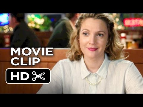 Blended Movie CLIP - Buffalo Shrimp (2014) - Drew Barrymore, Adam Sandler Comedy HD