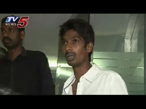 Comedian Dhanraj Busted In Massage Centre