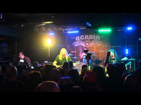 Galactic Cowboys Perform at The Acadia Bar in Houston - (1 of 3) 9:13:2013