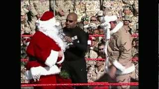 Foley Claus vs JBL Kringle 12/19/05