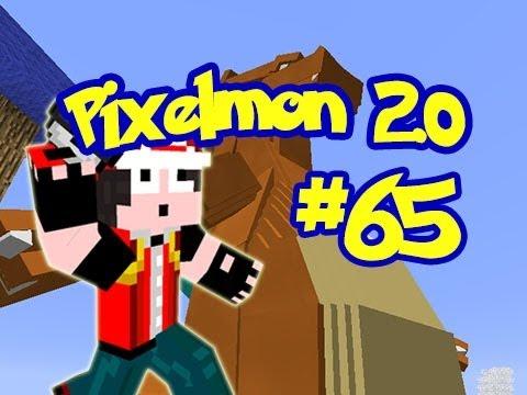 Minecraft: Pixelmon 2.0 Episode 65 MEGA CHARIZARD Pokemon Mod