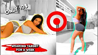 Wearing Target For A Week | Dani Cohn