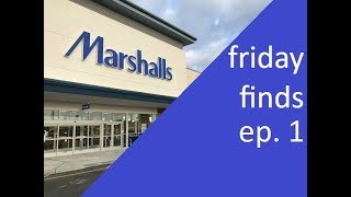 Retail Arbitrage at Ross and Marshalls | Friday Finds | Ep. 1