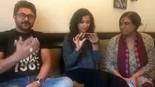 Subhashree Ganguly And Soham Chakraborty Talking About New Upcoming Bangla Movie 2017