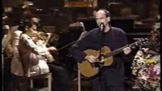 Watch James Taylor The Water Is Wide video