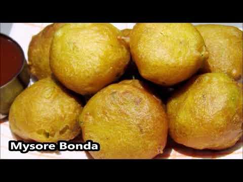 5 मिनट में नाश्ते में बनाएं टेस्टी मैसूर बोंडा  Mysore Bonda recipe | Quick & Easy Nashta