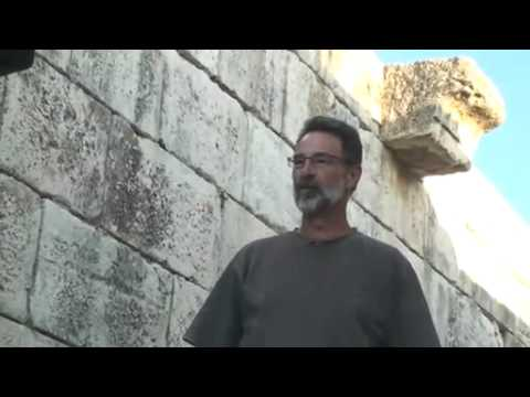 Dailymotion Syrian TV Interview a Travel video Bruce Allardice 2009