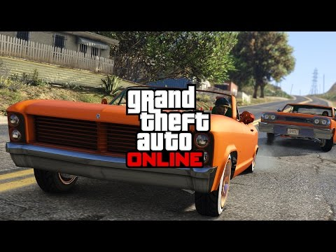Double GTA$ Playlist of Adversary Modes (GTA Online Live Stream)