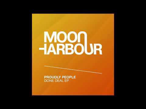 Proudly People - Done Deal (MHD028)