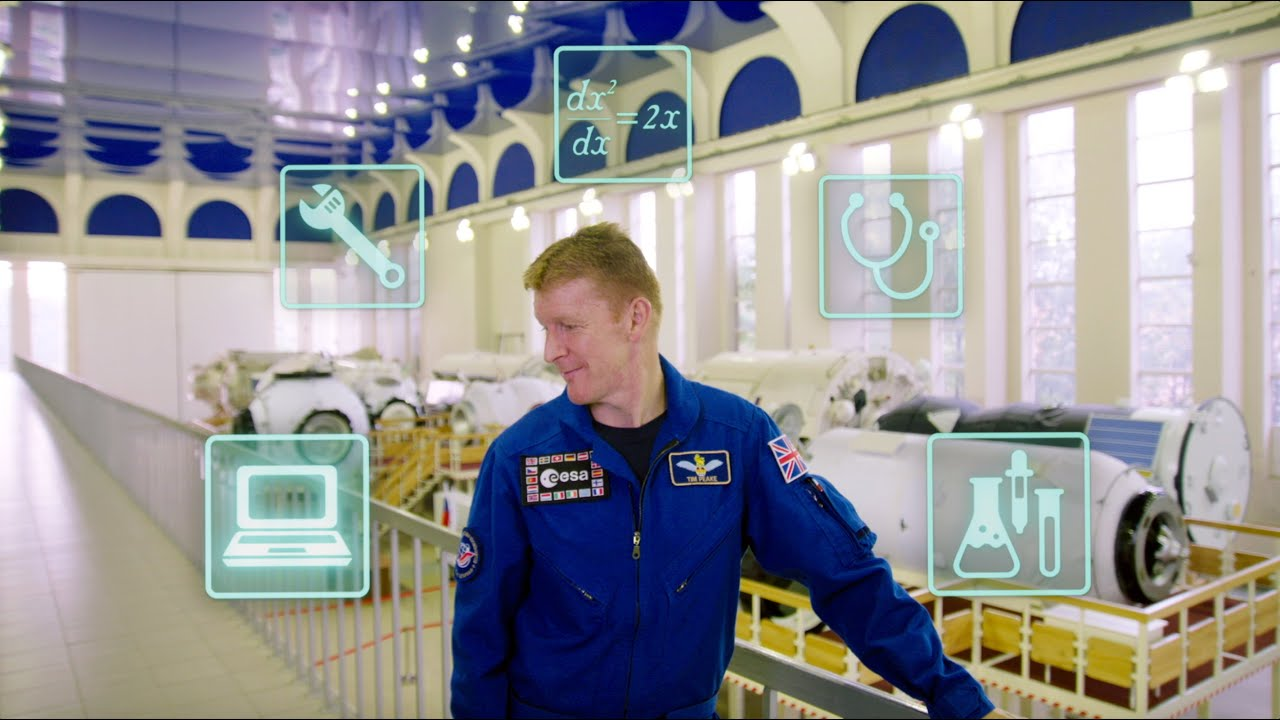 Do you have what it takes to be an astronaut? - BBC iWonder