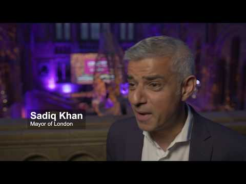 London mayor Sadiq Kahn launches new tourism strategy