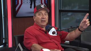 Reds Hall of Famer Johnny Bench Joins the Rich Eisen Show In-Studio | Full Interview | 7/17/18