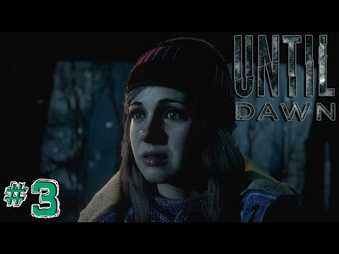Until Dawn: First Impressions Jumpscares Playthrough Gameplay | Part 3 | ENOUGH WITH THE JUMPSCARES! thumbnail