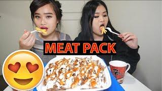 Halal Snack Pack (HSP) | Mukbang | Eating Show