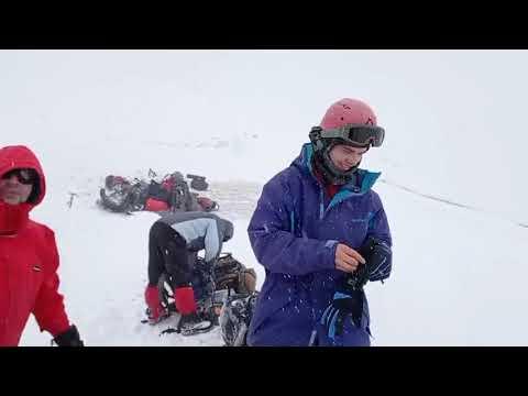 Группа альпинистов из ЛНР совершила два тренировочных восхождения на Кавказе (ФОТО)