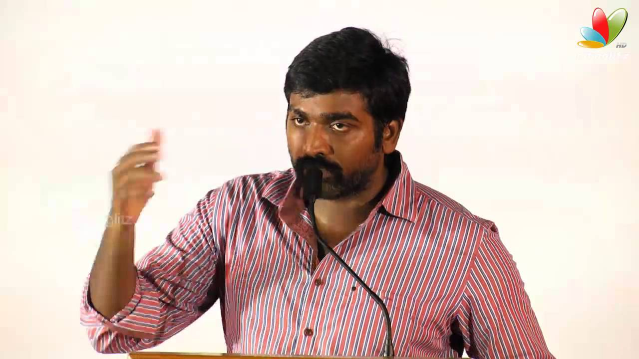 Vijay Sethupathi Naduvula Konjam Pakkatha Kaanom Vijay Sethupathi Press Meet