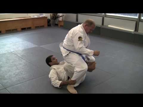 BJJ Technique - Spider Guard Sweep - Vitor Shaolin Ribiero Image 1