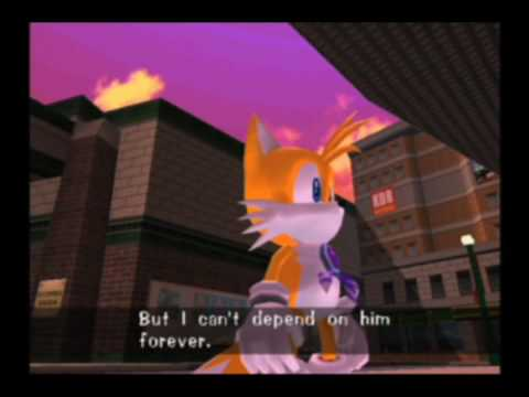 Let's Play Sonic Adventure DX Part 35: The Missile of Our Discontent