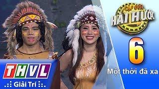 THVL   Cặp đôi hài hước Mùa 2 – Tập 6[2]: Mỹ nhân kế - Hoàng Hải, Miko Lan Trinh
